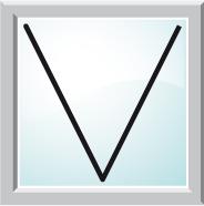 Esquema del sistema de apertura proyectante